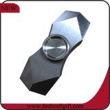 El girocompás del dedo amordaza hilandero de la mano de la persona agitada de la aleación de aluminio a tri