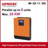 del inversor solar de la red, sistema de fuente de la energía solar para el panel del picovoltio