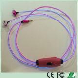 Наушник спорта СИД видимого света вспомогательного оборудования мобильного телефона (K-688)
