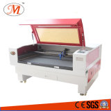 Tagliatrice approvata del laser del Ce con la macchina fotografica di posizione (JM-1280H-CCD)
