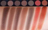 Palette professionnelle de fard à paupières de renivellement de couleurs du minerai 35 de beauté d'ombre d'oeil de marque de distributeur