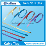 新しい生産の梯子の単一のトゲロックのステンレス鋼ケーブルのタイ