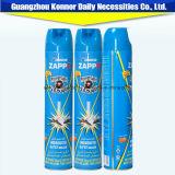 jet de produit répulsif de moustique de jet d'insecticide de l'aérosol 750ml