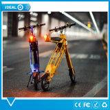 [هيغقوليتي] تصنيع حسب الطّلب علامة تجاريّة يطوي درّاجة كهربائيّة تصميم جيّدة [مولتي-كلور]