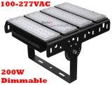 Resistência do fabricante 1-10V PWM de China que escurece 200W a luz impermeável ao ar livre do diodo emissor de luz Highbay