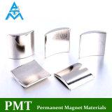 N38h Tegular Neodym-Magnet-Nickelplattierung
