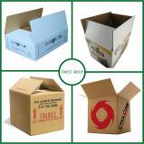 출하를 위한 공장 관례 Rsc Kraft 물결 모양 상자