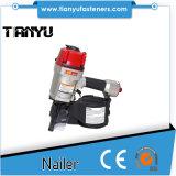 Fontes pneumáticas do Nailer da bobina Cn80