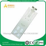 최고 가격 60W 통합 태양 LED 가로등