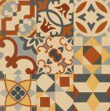 De speciale Tegel van de Muur van de Decoratie van de Kunst van het Bouwmateriaal van de Ceramiektegel van het Ontwerp Voor het Huis van de Flat/Tegel van het Parket van de Stijl van Spanje (600X600mm) de Matte