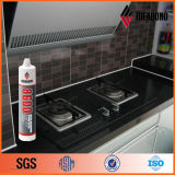 Запечатывание кухни силикона Sealant Mildewproof керамической плитки 8600 белого