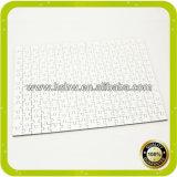 Enigma Jigsaw do MDF do Sublimation em branco de madeira Printable branco da tintura da transferência térmica