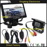 背面図隠された車の無線カメラのユニバーサル逆の駐車車のカメラCCD/Color CMOS