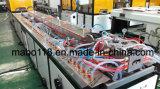 PVC 플라스틱 Windows 및 문 단면도 생산 라인 또는 밀어남 기계
