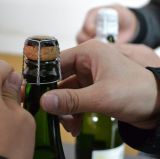 Maquinaria automática Champagne Paquete (ZSJ-6)