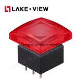 Le commutateur à bouton-poussoir lumineux LED fournit une réponse tactile positive