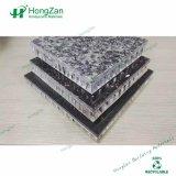 Панель сота реальной каменной краски конструктивная алюминиевая для украшения стены