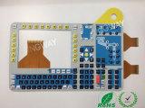 Кнопки выбивая кнопочную панель переключателя мембраны с цепью FPC