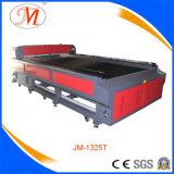 Máquina de estaca do laser com plataforma de trabalho grande de 1300*2500mm (JM-1325T)
