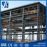 Pièces en acier d'atelier/entrepôt de bâti d'acier de construction de l'espace, matériaux de construction Jhx-210005-V