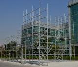 Zds SGSは構築のための足場Ringlockを渡した