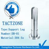 Precisie die de van uitstekende kwaliteit van de Hardware van het Toilet Ss het Regelbare Been van de Steun gieten