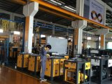 Компрессор воздуха винта энергосберегающей высокой эффективности постоянного магнита VSD Bd-250pm 185kw роторный