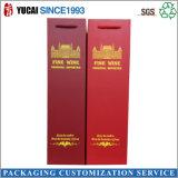 Высокосортная коробка подарка красного вина