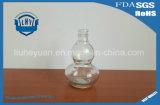 geformte Wein-Glasflasche des kreativen Brennkolben-165ml