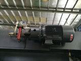 Máquina de dobra do CNC da linha central MB8-300t*4000 4 com Delem Da52s