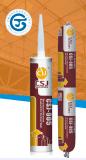 Puate d'étanchéité adhésive de silicones structuraux de certificat pour le mur rideau