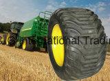 Аграрные покрышки трейлера флотирования машинного оборудования фермы Trc-03 650/50-22.5 для распространителя, жатки, ящиков топливозаправщика