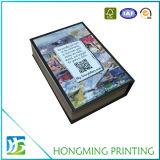 Kundenspezifische kleine Buch-Art-magnetischer Schliessen-Geschenk-Kasten