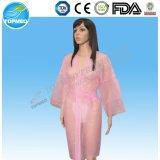 Trajes de baño disponibles del kimono hechos en China, kimono de papel no tejido