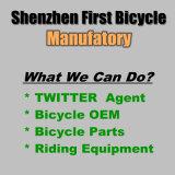 Vélo de montagne d'aluminium de suspension de l'alliage AM 100mm de M610-20speed 26er plein