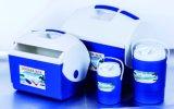 Пластичное ведро льда коробки охладителя для мешка струбцины & обеда