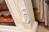 木製LEDを切り分けることはつけるセリウム(331)が付いているヒーターの電気暖炉を