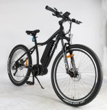 Le détecteur de couple a aidé le vélo électrique