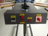 TM R6k 다중 색깔 6 색깔 직물 실크 스크린 인쇄 기계