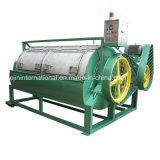 De horizontale Industriële Wasmachine van het Roestvrij staal voor de Fabrieken van de Was