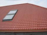 5.5kw 주력 색깔 기계를 형성하는 강철 Ribbed 지붕 롤