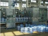 2000bph 1200bph 5gallon 20L cubo jarra de barril de agua potable máquina de llenado