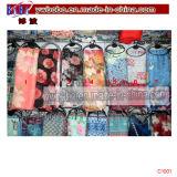Agente di seta di Yiwu Cina della sciarpa del poliestere dello scialle della sciarpa (C1030)