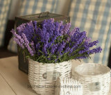 (BC-WF1022)純粋なハンドメイドの自然なヤナギの花のバスケット