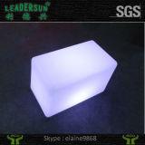 플라스틱 의자 LED 점화 가구 훈장 Ldx-C14