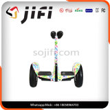 Scooter électrique d'équilibre d'individu de roue de pouce deux de la qualité 700W 10