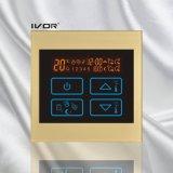 Programmierbarer Bodenheizung-Thermostat-Noten-Schalter-Acrylrahmen (SK-HV100-L/m)
