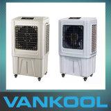 bewegliche Auflage-Wasser-Luft-Kühlvorrichtung der Verdampfungskühlung-60L