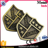 Placa de identificação / Etiqueta de metal / logotipo de metal / etiqueta de saco / etiqueta de sapato / placas de identificação de ouro