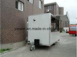 Novo tipo máquina do petisco/caminhões móveis do alimento caminhão da restauração